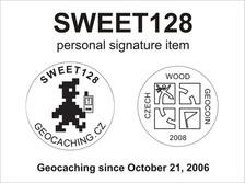 Karta sweet128